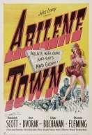 Affiche du film Abilene town