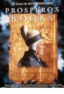 Affiche du film Prospero's books