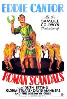 Affiche du film Roman Scandals