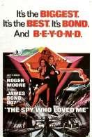 L'espion qui m'aimait, le film