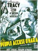 Affiche du film Le Peuple Accuse O'hara