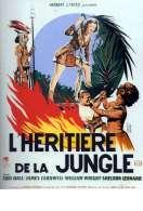 Affiche du film L'heritiere de la Jungle