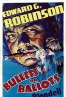 Affiche du film Guerre au crime