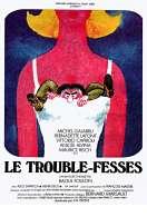 Affiche du film Le Trouble Fesses