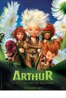 Arthur et la vengeance de Maltazard, le film