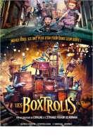Affiche du film Les Boxtrolls