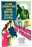 Affiche du film Reunion In France