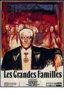 Affiche du film Les grandes familles