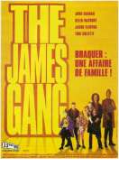 Affiche du film The James gang