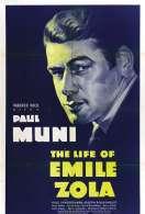 Affiche du film La vie d'Emile Zola