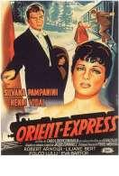 Affiche du film Orient Express