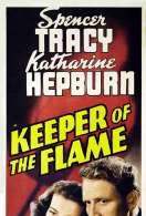 Affiche du film La flamme sacr�e