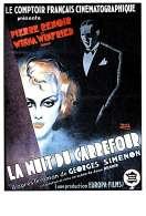 Affiche du film La nuit du carrefour