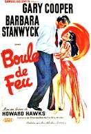 Affiche du film Boule de Feu