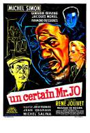 Affiche du film Un Certain Monsieur Jo