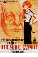 Affiche du film Cette Vieille Canaille