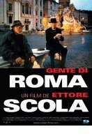 Affiche du film Gente di Roma