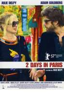 Affiche du film 2 Days in Paris