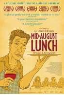 Affiche du film Le D�jeuner du 15 ao�t
