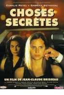 Affiche du film Choses secr�tes