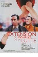 Affiche du film Extension du domaine de la lutte
