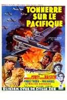 Affiche du film Tonnerre Sur le Pacifique