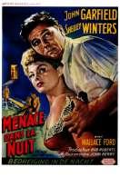 Affiche du film Menaces dans la nuit