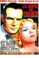 Affiche du film La Dame de Malacca