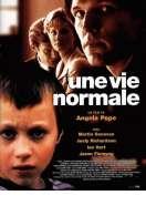 Affiche du film Une vie normale