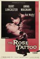 Affiche du film La rose tatou�e
