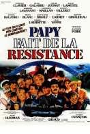 Affiche du film Papy fait de la resistance