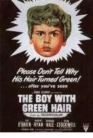 Affiche du film Le gar�on aux cheveux verts