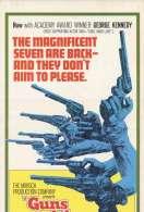 Affiche du film Les Colts des Sept Mercenaires