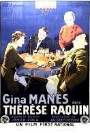 Affiche du film Therese Raquin