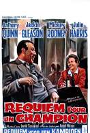 Affiche du film Requiem pour un champion