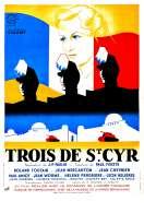 Trois de Saint Cyr, le film
