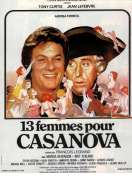 Affiche du film Treize Femmes Pour Casanova