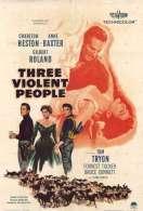 Affiche du film Terre Sans Pardon