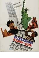 Affiche du film Le gendarme � New York