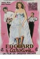Affiche du film Edouard et Caroline