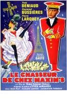 Affiche du film Le Chasseur de chez Maxim's