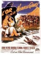 Affiche du film L'or de la Nouvelle Guinee