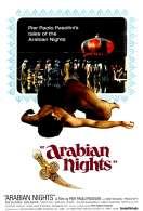 Affiche du film Les mille et une nuits