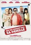 Affiche du film On ne choisit pas sa famille