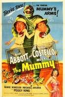 Affiche du film Deux Nigauds et la Momie