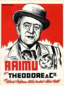 Affiche du film Theodore et Cie