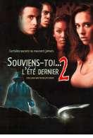 Affiche du film Souviens-toi... l'�t� dernier 2