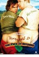 Affiche du film Tenacious D in : The Pick of Destiny