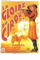 Affiche du film La Gloire du Cirque