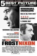 Affiche du film Frost / Nixon, l'heure de v�rit�